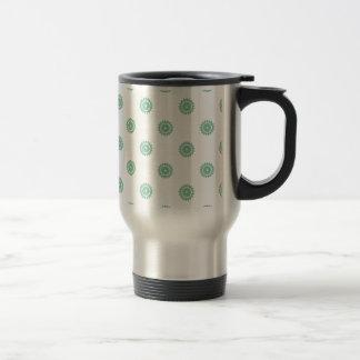 Hemlock Flower Pattern 4 Coffee Mug