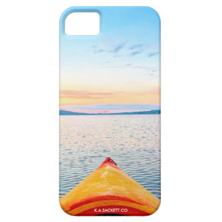 Hemlock Lake Edition iPhone SE/5/5s Case