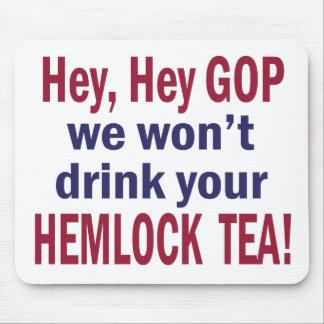 Hemlock Tea Mouse Pad