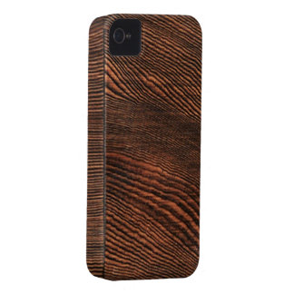 Hemlock Wood Grain iPhone 4 case