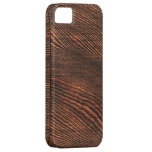 Hemlock Wood Grain iPhone 5 case