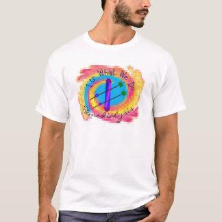 "Hemodialysis ""It's What We Do"" Dialysis Nurse Gift T-Shirt"