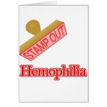 Hemophilia Greeting Card