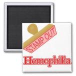 Hemophilia Refrigerator Magnet
