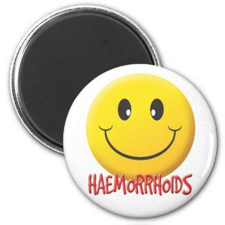 Hemorroides Imán Redondo 5 Cm