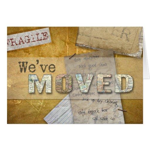"""""""Hemos movido"""" el cambio de notecard de la Tarjetón"""