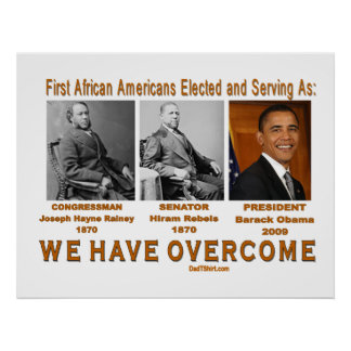 Hemos superado el poster histórico de Obama