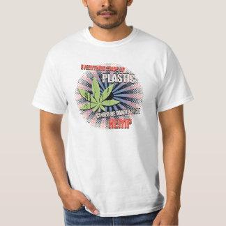 Hemp Plastic T-Shirt