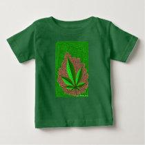 Hemp sheet 6 baby T-Shirt