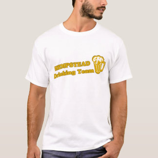 Hempstead Drinking Team tee shirts