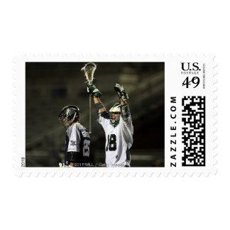 HEMPSTEAD, NY - MAY 21:  Stephen Peyser #18 Stamp