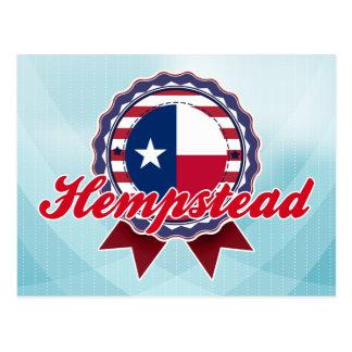 Hempstead, TX Postales
