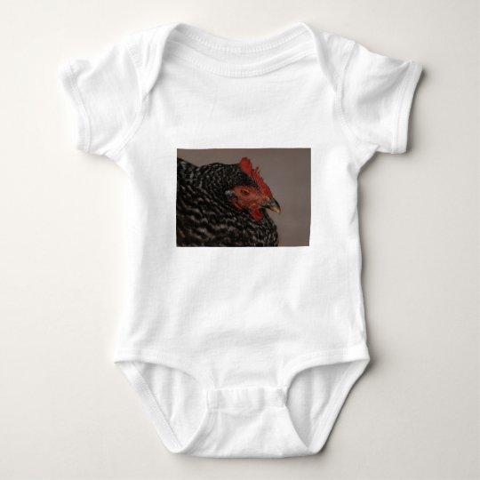 Hen Baby Bodysuit