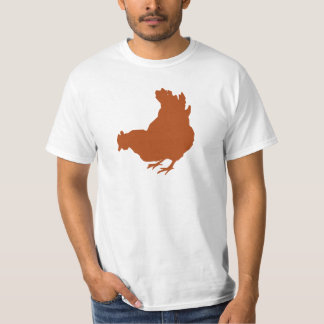 Hen [chicken, farmer, organic eggs] T-Shirt