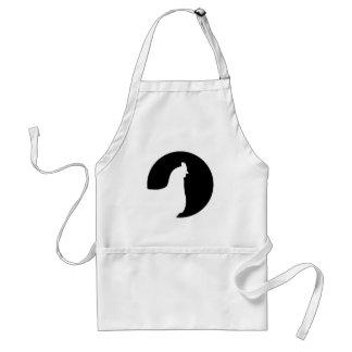 Hen moon adult apron