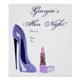 Hen Night Poster