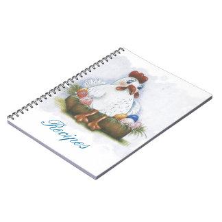 Hen Notebook