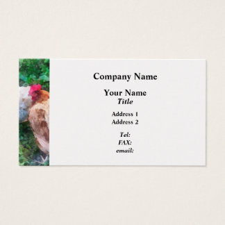 Hen Party Business Card