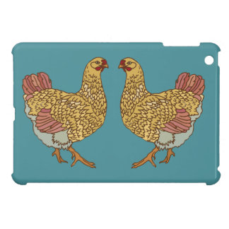 Hen Party Cover For The iPad Mini