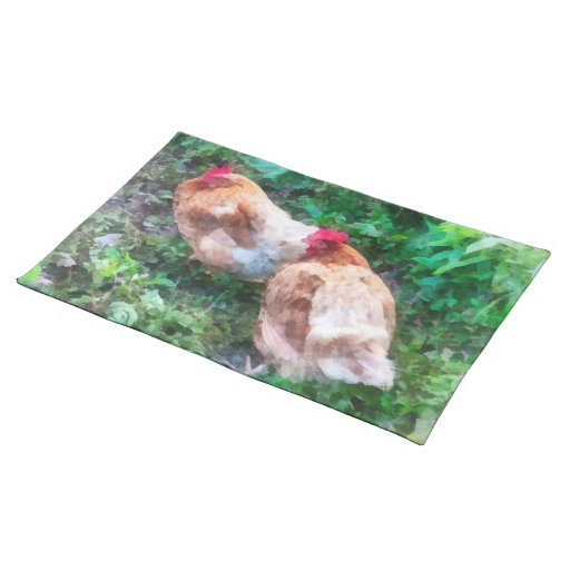 Hen Party Placemats