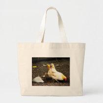 Hen Peck Large Tote Bag