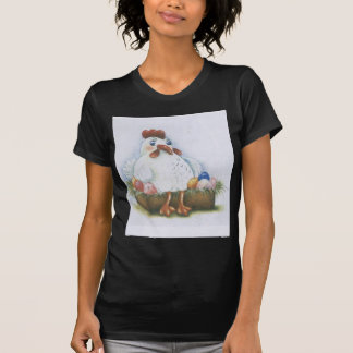 Hen with eggs T-Shirt