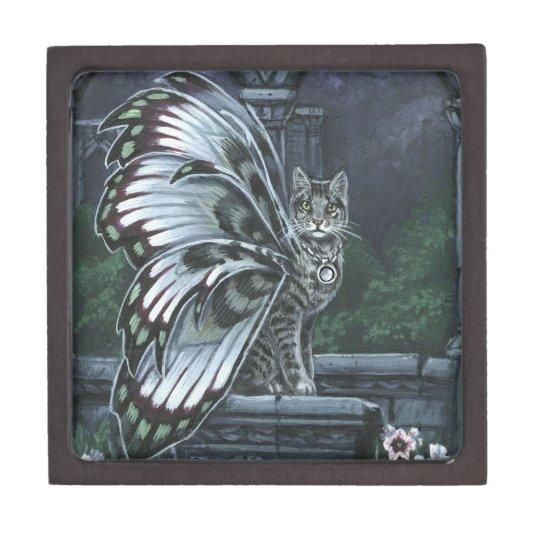Henbane Tabby Fairy Cat Premium Gift Box
