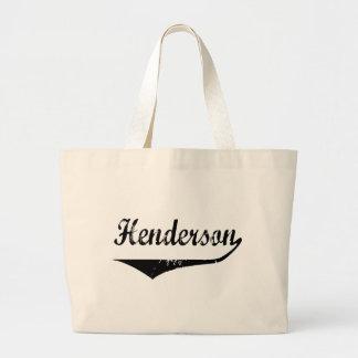 Henderson Jumbo Tote Bag