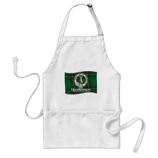 Henderson Clan Adult Apron