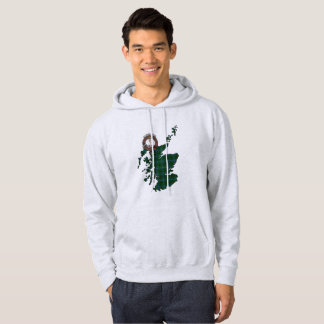 Henderson Clan Badge Adult Hoodie