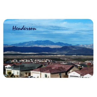 Henderson Las Vegas Magnet