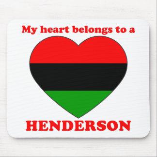 Henderson Mouse Mat