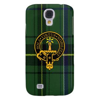 Henderson Scottish Crest and Tartan Samsung Case
