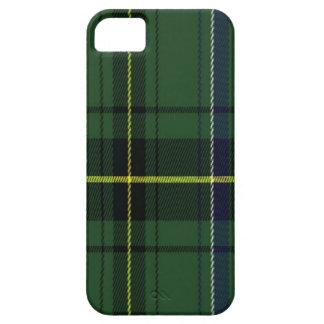 Henderson Scottish Tartan Apple Phone Case