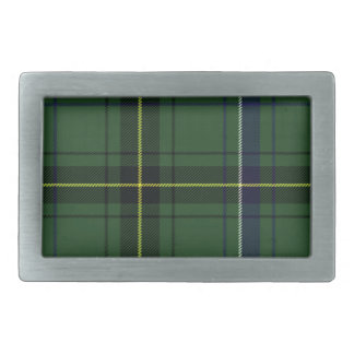 Henderson Scottish Tartan Belt Buckle