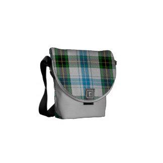 Henderson Tartan Mini Messenger Bag