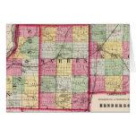 Henderson, Warren, Knox counties Greeting Card