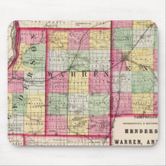 Henderson, Warren, Knox counties Mouse Pad