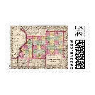 Henderson, Warren, Knox counties Postage