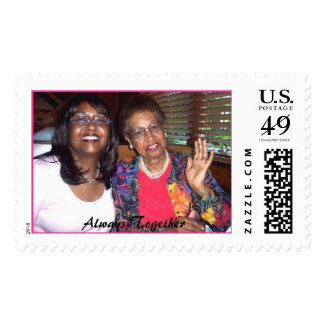 Hendersons Always Together Stamp