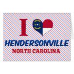 Hendersonville, Carolina del Norte Felicitación