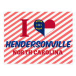 Hendersonville, Carolina del Norte Postal