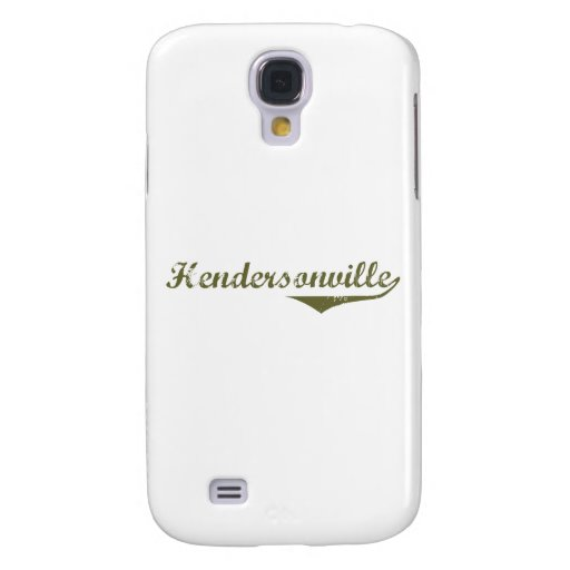Hendersonville Revolution t shirts Galaxy S4 Covers