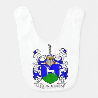 Hendley Coat of Arms III Bibs