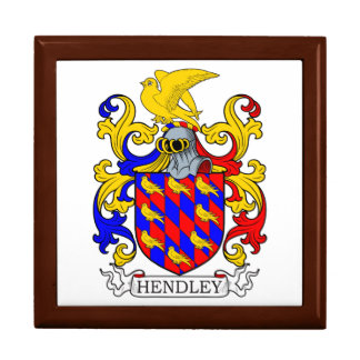 Hendley Coat of Arms IV Gift Box