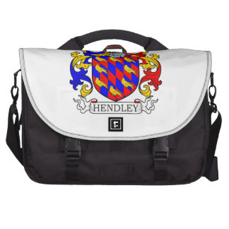 Hendley Coat of Arms IV Commuter Bag