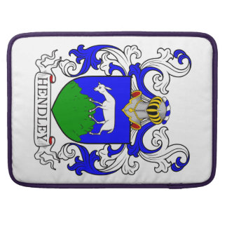 Hendley Coat of Arms Sleeve For MacBook Pro