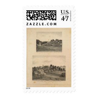 Hendren residences postage