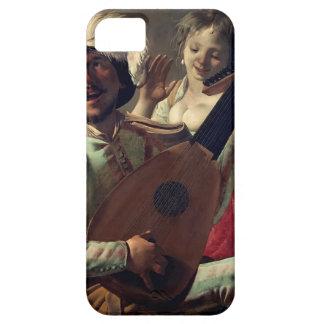Hendrick Terbrugghen- Duet iPhone 5 Covers