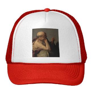 Hendrick Terbrugghen- Heraclitus Trucker Hat